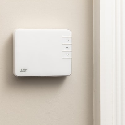 Amarillo smart thermostat adt